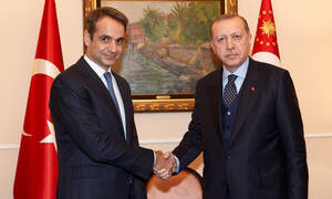 Η αναγνωριστική συνάντηση του Κυριάκου Μητσοτάκη με τον Ερντογάν και η προσέλκυση επενδυτών