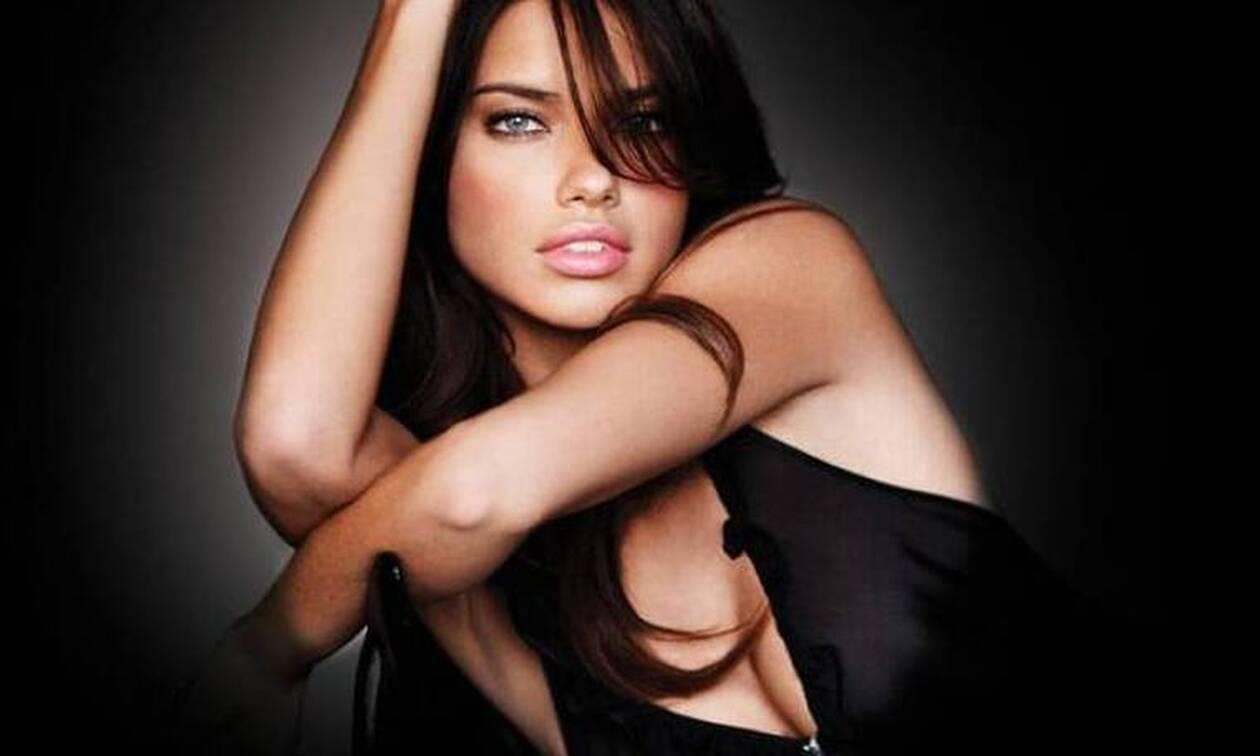 Adriana Lima: Με φόρεμα Έλληνα σχεδιαστή έκλεψε τις εντυπώσεις (photos)