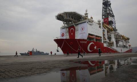 Η Τουρκία απέσυρε τα γεωτρύπανά της μετά το εμπάργκο των ΗΠΑ