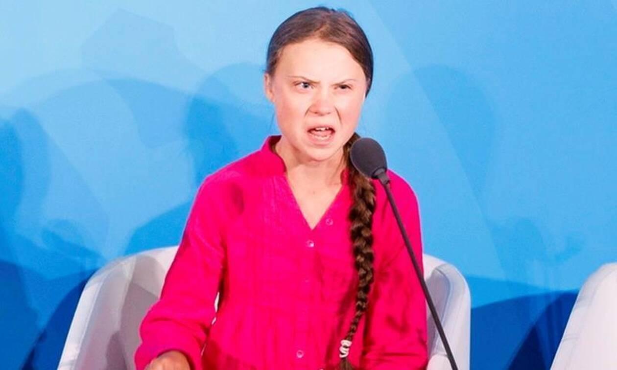 Γκρέτα Τούνμπεργκ: Οργή ή... σκηνοθεσία;