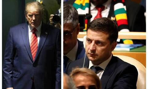 ΗΠΑ: Στη δημοσιότητα το περιεχόμενο της συζήτησης Τραμπ - Ζελένσκι
