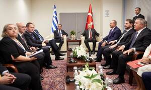 Συνάντηση Μητσοτάκη - Ερντογάν: Τι συζήτησαν οι δύο ηγέτες