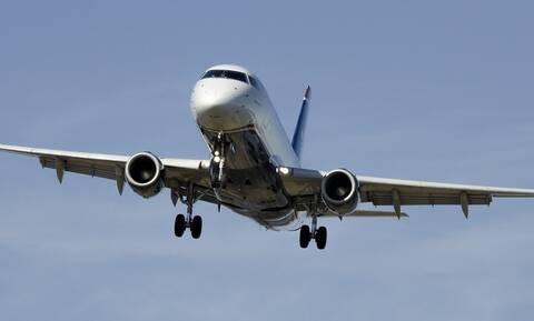 Πτήση τρόμου: H κίνηση επιβάτη που έσπειρε τον πανικό – Δείτε τι συνέβη (pics)