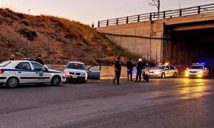 Κινηματογραφική καταδίωξη στον Ασπρόπυργο: Εμβόλισαν περιπολικό για να ξεφύγουν (pics)