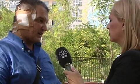 Καυγάς σε λαϊκή αγορά: «Το αυτί μου είχε μείνει στον δρόμο, το ψάχναμε»
