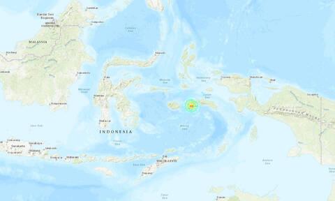 Ισχυρός σεισμός 6,5 Ρίχτερ στην Ινδονησία