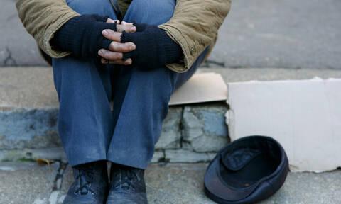 Τρομερό: Αυτός ο άστεγος είναι εκατομμυριούχος!