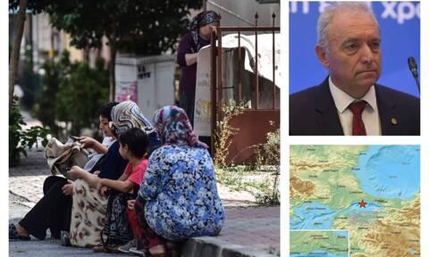 Σεισμός Κωνσταντινούπολη – Λέκκας στο Newsbomb.gr: «Περιμέναμε 7 Ρίχτερ»