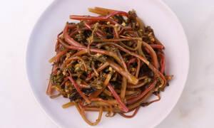Η συνταγή της ημέρας: Πίκλα γλιστρίδα