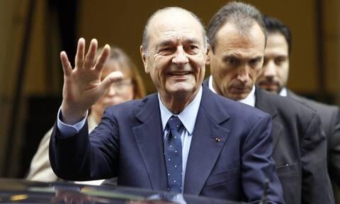 Η Γαλλία κήρυξε την προσεχή Δευτέρα ημέρα εθνικού πένθους για τον Ζακ Σιράκ