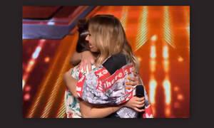 X Factor: Μέχρι τώρα βλέπαμε την Ασλανίδου… καθιστή! Ήρθε η ώρα να την δεις όρθια!