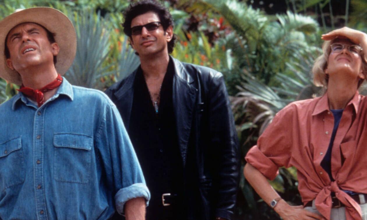 Συγκίνηση! Λόρα Ντερν, Σαμ Νιλ και Τζεφ Γκόλντμπλουμ επιστρέφουν στο «Jurassic World 3»