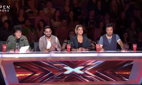 ΣΟΚ στη σκηνή του X-Factor – «Πάγωσαν» οι κριτές