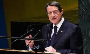Анастасиадис выразил готовность возобновить диалог по кипрскому урегулированию
