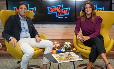 Χάρης Κοπιτσής στο Game Time του ΟΠΑΠ: «Κλειδί» για την ΑΕΚ ο Λιβάια στο ντέρμπι με τον ΠΑΟΚ