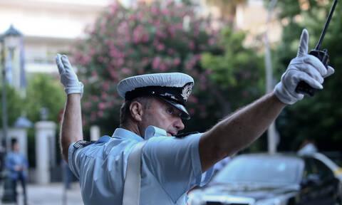 Προσοχή! Κυκλοφοριακές ρυθμίσεις το Σαββατοκύριακο στο κέντρο της Αθήνας