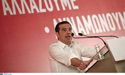 Τσίπρας στην Κ.Ε. : Ο ΣΥΡΙΖΑ δεν είναι ιδιοκτησία κανενός (vid)