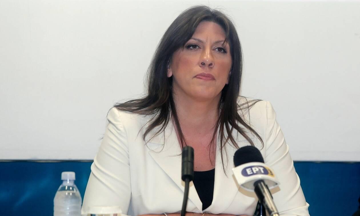 Βαριές καταγγελίες της Ζωής Κωνσταντοπούλου για την υπόθεση Novartis
