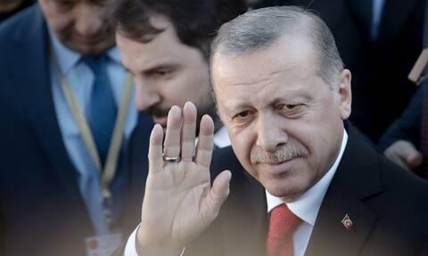 «Ξέφυγε» και πάλι ο Ερντογάν: Τουρκική λίμνη η Μεσόγειος