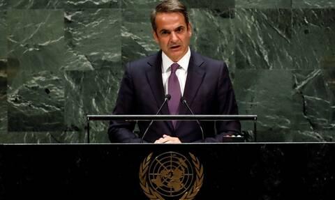 Μητσοτάκης σε Ερντογάν: Η διπλωματία των κανονιοφόρων ανήκει στον 19ο αιώνα