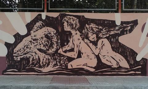 Ο μύθος της Αργοναυτικής εκστρατείας σε μια «ζωντανή» τοιχογραφία (pics)