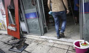 Νέα Ιωνία: Ανατίναξαν ΑΤΜ τα ξημερώματα - Άρπαξαν τις κασετίνες κι έφυγαν