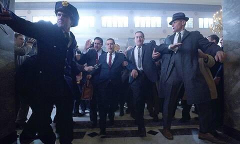 Netflix: Σκορσέζε, Ντε Νίρο, Πατσίνο, Πέσι εν... δράσει στο «The Irishman» - Δείτε το νέο τρέιλερ