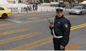 Προσοχή! Κυκλοφοριακές ρυθμίσεις σήμερα και αύριο στο κέντρο της Αθήνας
