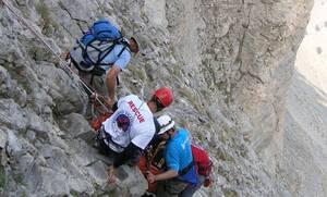 Νέο ατύχημα στον Όλυμπο- Επιχείρηση διάσωσης ορειβάτη
