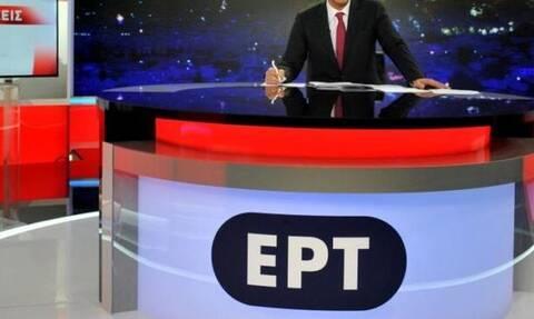 Χαμός στην ΕΡΤ: Έδιωξαν πασίγνωστο παρουσιαστή (pics)