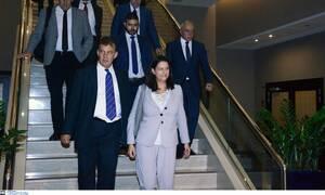 Σε θετικό κλίμα η συνεδρίαση της Συνόδου των Πρυτάνεων, παρουσία της ηγεσίας του υπουργείου Παιδείας