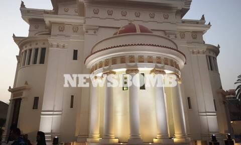 Ιστορικό γεγονός: Θυρανοίξια του Ιερού Ναού Κωνσταντίνου και Ελένης στο Κάιρο
