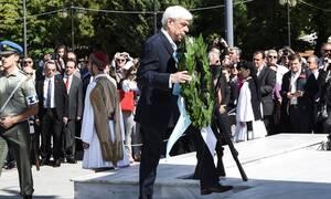 Αυστηρό μήνυμα Παυλόπουλου στην Τουρκία: Σεβαστείτε το Διεθνές Δίκαιο - Είμαστε έτοιμοι αν χρειαστεί