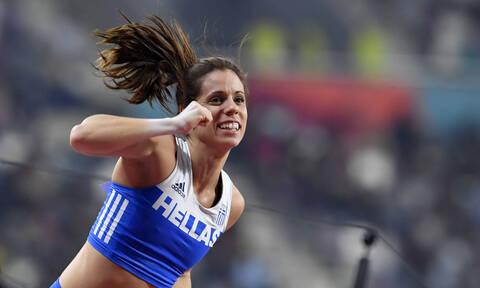 Παγκόσμιο πρωτάθλημα στίβου: Χάλκινη η Κατερίνα Στεφανίδη (vid)