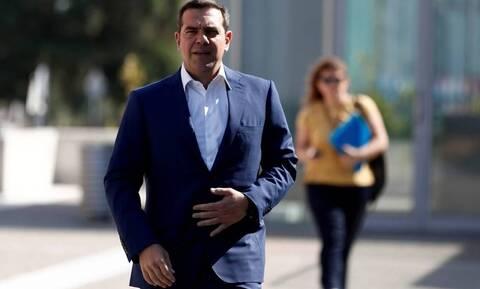 Στα Σκόπια μεταβαίνει την Δευτέρα ο Αλέξης Τσίπρας