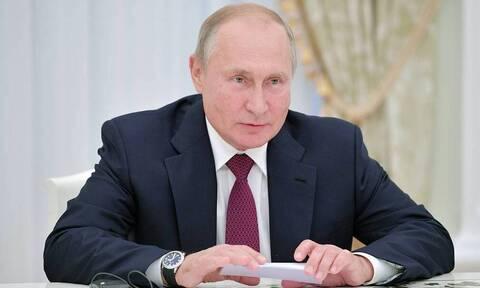 Путин подписал закон об изменении некоторых норм основных направлений налоговой политики