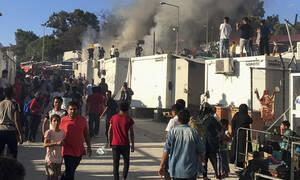 Μόρια: Καταγγελία - «βόμβα» για τη φωτιά στον καταυλισμό