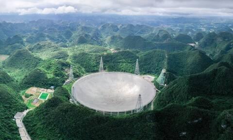 Το «Μάτι του Ουρανού» είναι έτοιμο να ανιχνεύσει μυστηριώδη φαινόμενα