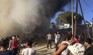 Τραγωδία στη Μόρια: Βραχυκύκλωμα η πιθανότερη αιτία της φωτιάς