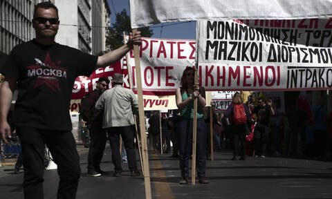 Απεργία: Κάλεσμα της ΓΣΕΕ για συμμετοχή στις απεργιακές κινητοποιήσεις της Τετάρτης (02/10)