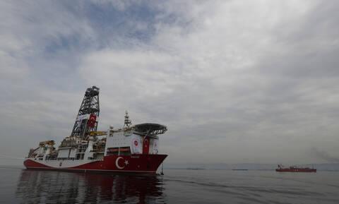 Η Τουρκία «πυρπολεί» την ανατολική Μεσόγειο: Νέα γεώτρηση ξεκινά το «Γιαβούζ»
