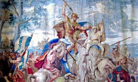 Σαν σήμερα το 331 π.Χ. ο Μέγας Αλέξανδρος νίκησε τους Πέρσες στα Γαυγάμηλα