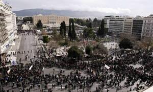 Завтра в Греции состоится всеобщая забастовка