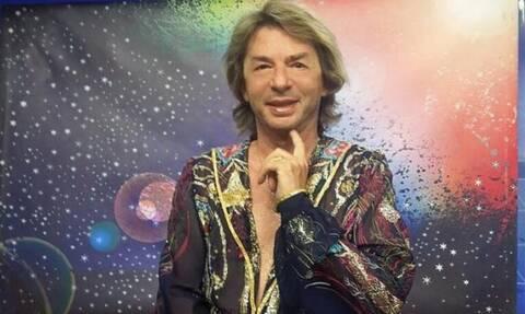 Ο αστρολόγος Νίκος Χορταρέας έγινε παπάς - Δείτε τη φωτογραφία
