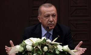 Ο Ερντογάν… απασφάλισε: «Μας ενδιαφέρει κάθε σπιθαμή της Μεσογείου και του Αιγαίου»