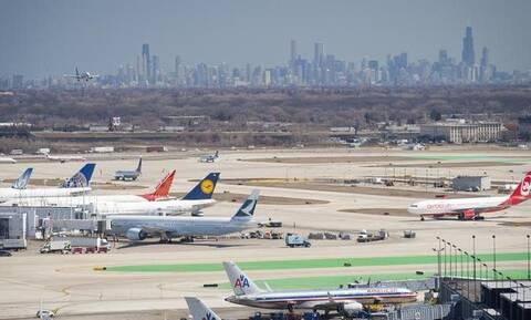 Χάος σε αεροδρόμιο - Τρόμος για τους ταξιδιώτες (pics+vid)