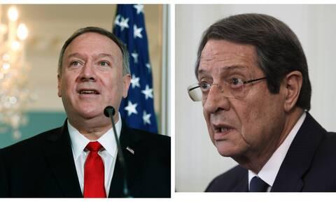 Αναστασιάδης: Θωρακιζόμαστε αμυντικά – ΗΠΑ: Σε ιστορικό υψηλό η συνεργασία μας με την Κύπρο