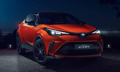 Toyota C-HR: Aνανεώθηκε και ζωντάνεψε με το υβριδικό σύστημα των 2.000 κ.εκ. και των 184 ίππων