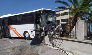Θεσσαλονίκη: Αυτή είναι η αιτία του ατυχήματος με το ΚΤΕΛ και τους 12 τραυματίες