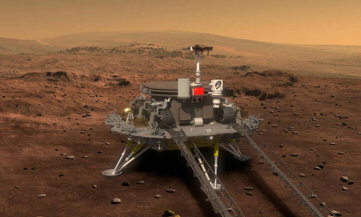 Απόκοσμοι ήχοι: Ο πλανήτης Άρης «μιλά» στην ανθρωπότητα